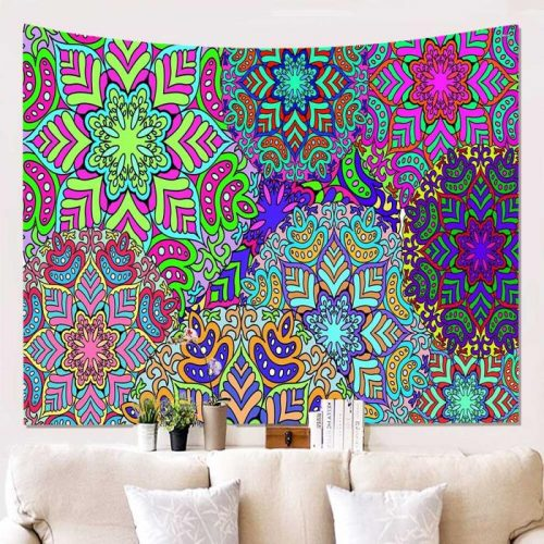 Hippie Psychedelische art