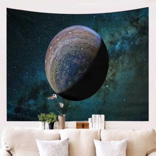 Planeet in de ruimte