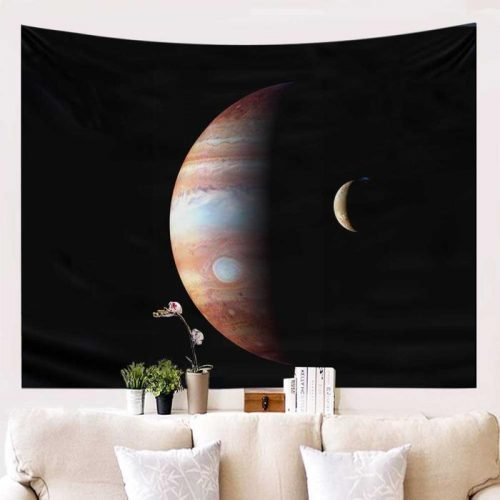 Planeten in schaduw
