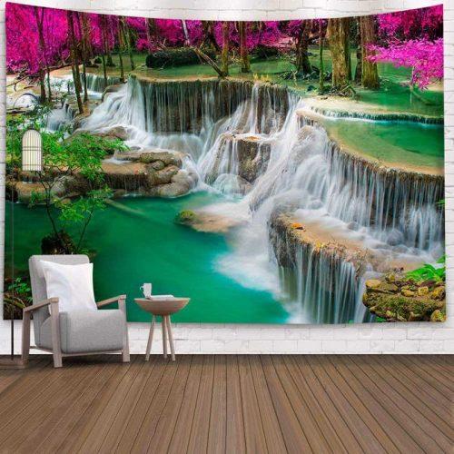 Sprookjesachtige waterval